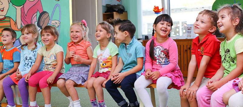 Hier finden Sie alle Informationen zu unseren Kinder-Tagesstätten.